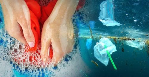 ¿Por qué lavar ropa con estas bolas es una de las mejores cosas que puedes hacer por los océanos?