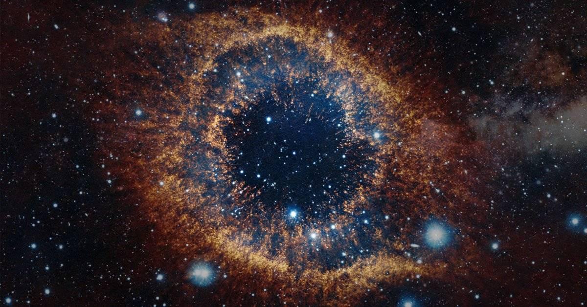Científicos detectan una parte del universo completamente nueva y desconocida