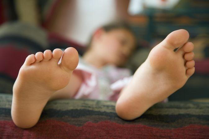 pies olorosos