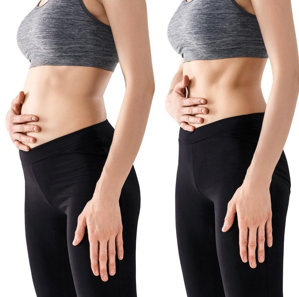 Quemar grasa abdominal sin ejercicio
