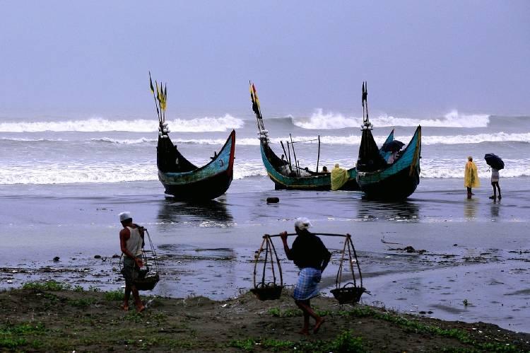 Bangladesh desparece por el cambio climático