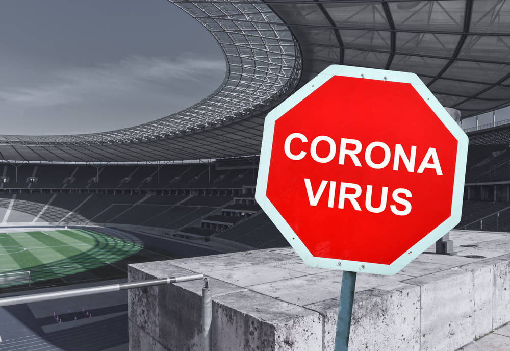 Clubes de fútbol ofrecen sus instalaciones para atender casos de COVID-19