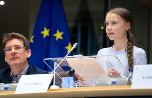 """""""Hipócritas"""": Así califica Greta Thunberg a los líderes mundiales"""