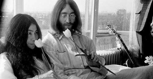 Conoce la reflexión de Lennon sobre el amor verdadero