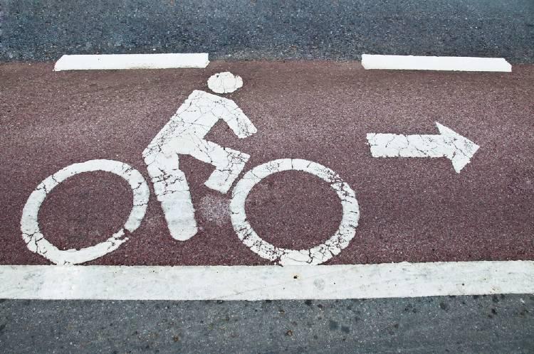 senda bicicletas