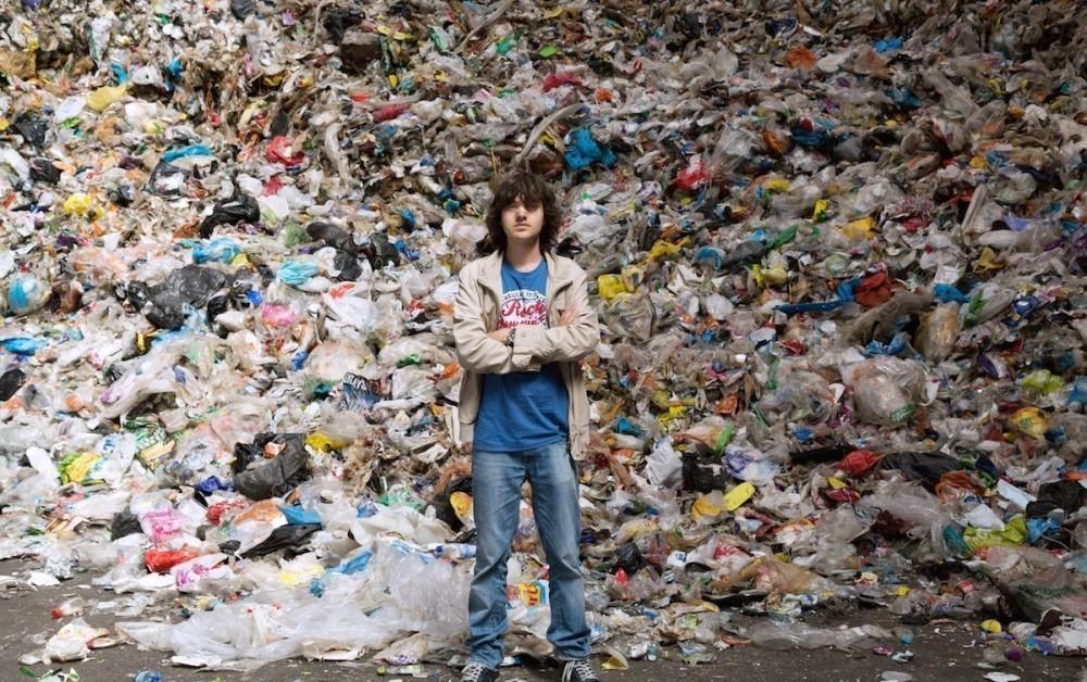 Boyan Slat - isla de plástico del pacífico