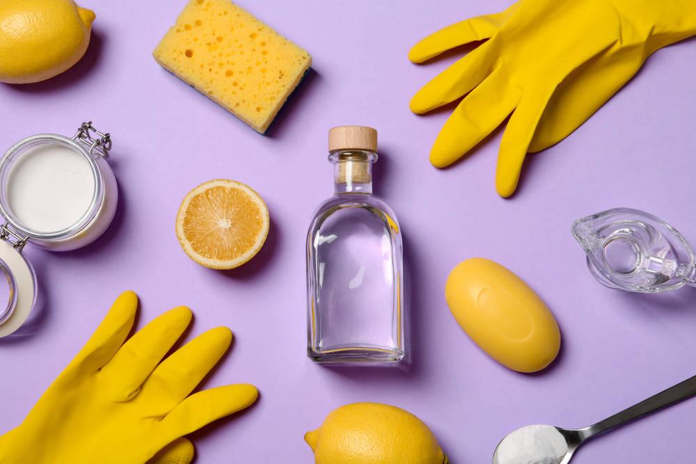 5 razones por las que el vinagre es mejor que limpiadores comerciales