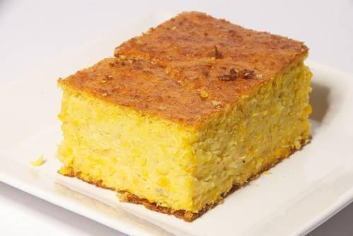 Chipa Guazú, una receta tradicional con choclo y queso