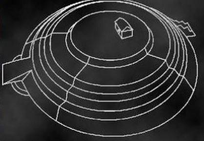 Los secretos de la pirámide circular de 5.500 años descubierta en Perú