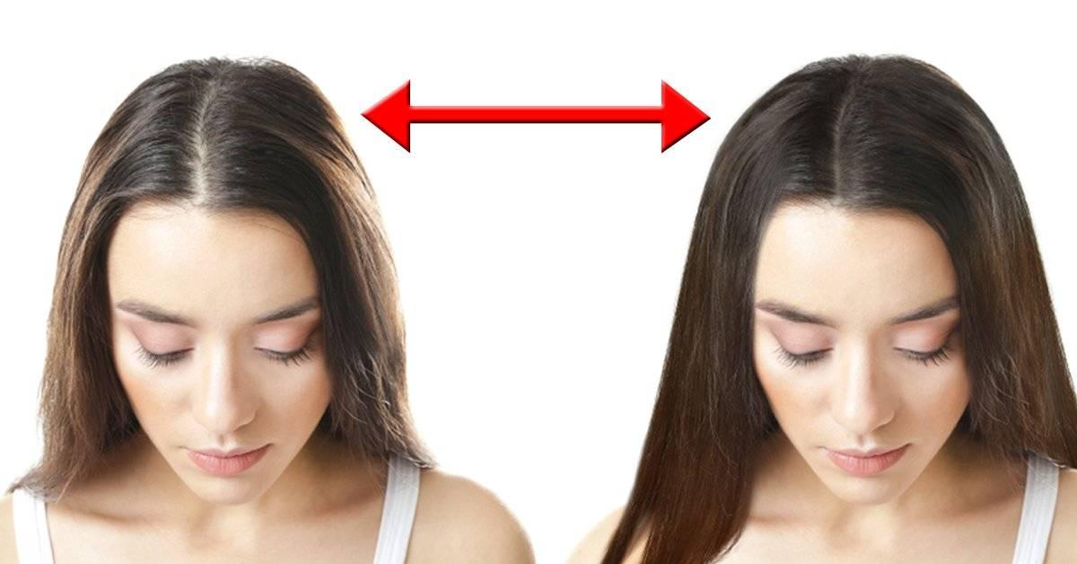 Vuelve a tener el cabello de tu color natural con dos ingredientes simples