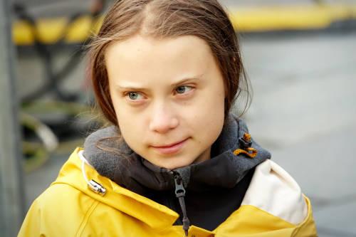 """Greta Thunberg en Davos: """"Me pregunto qué le dirán a sus hijos ante este caos"""""""