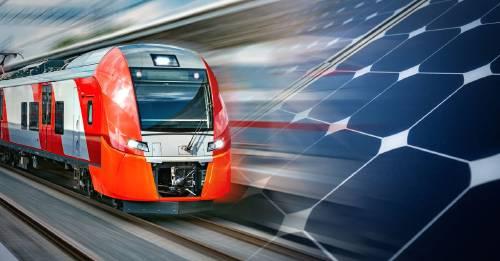 El segundo tren solar del mundo funcionará en América