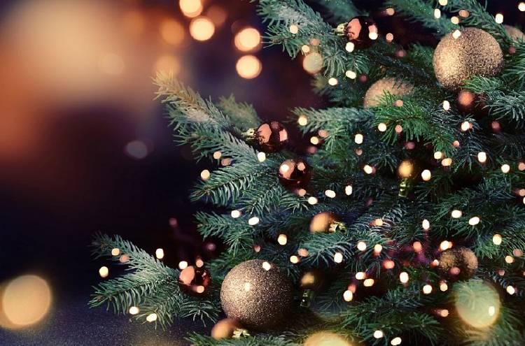 navidad árbol decoración
