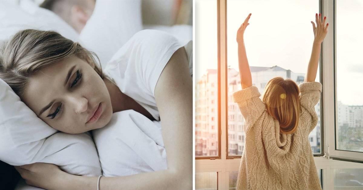 Las mujeres que se levantan temprano son menos propensas a la depresión