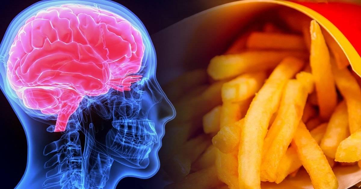 Esta es la razón por la que siempre queremos comer exactamente lo que nos hace engordar