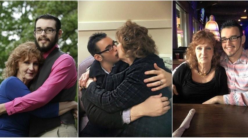A sólo dos semanas de la relación, la pareja estadounidense pasó por el altar
