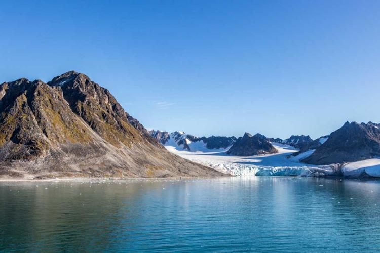isla Svalbard