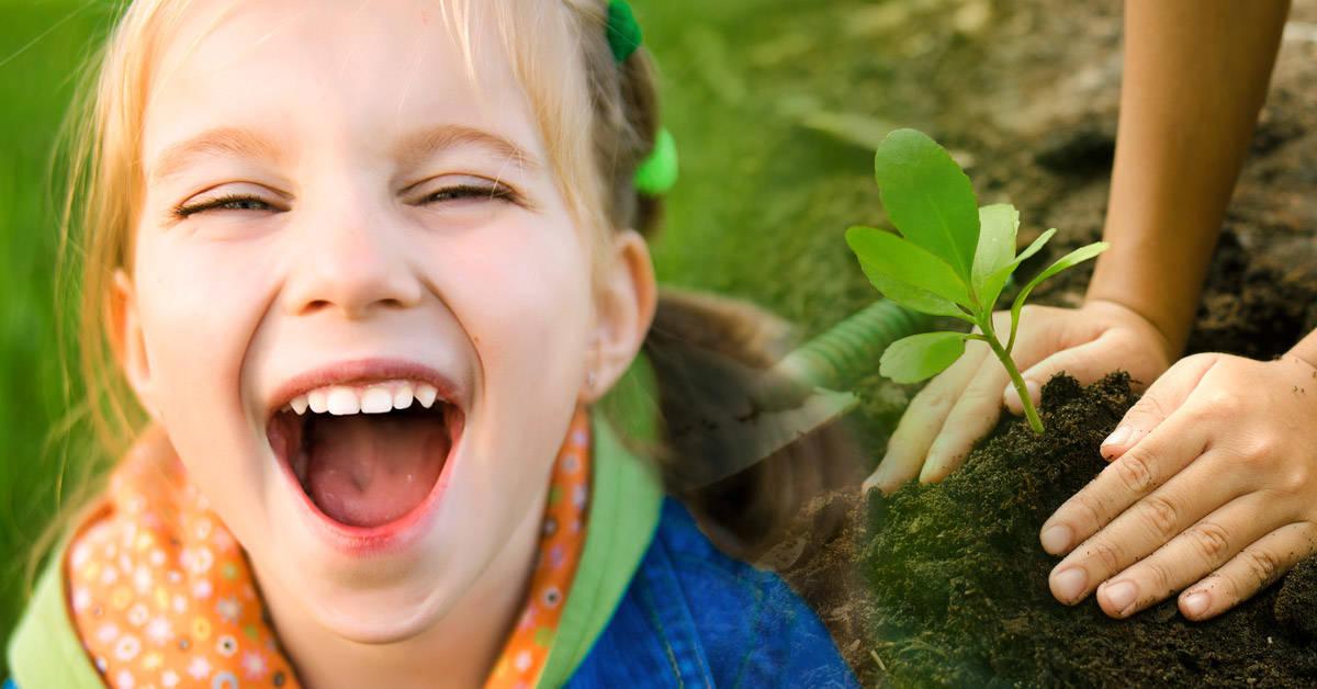 Un estudio muestra que los niños también se preocupan por cuidado del ambiente