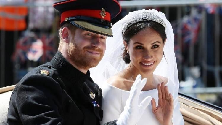 Meghan Markle y el príncipe Harry pidieron un regalo de bodas que puede salvar al planeta