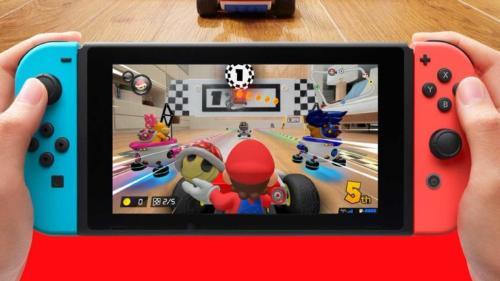Conduce por tu casa con realidad aumentada con el nuevo juego de Mario Kart