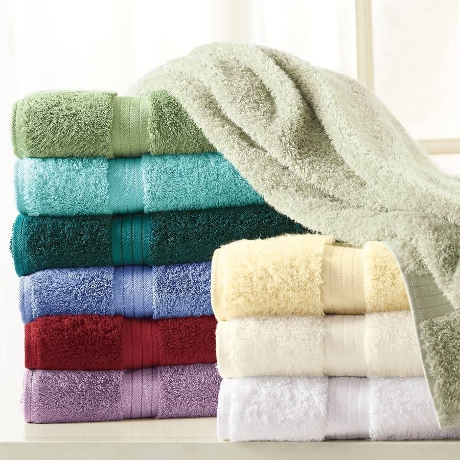 Cómo hacer que tus toallas viejas queden como nuevas
