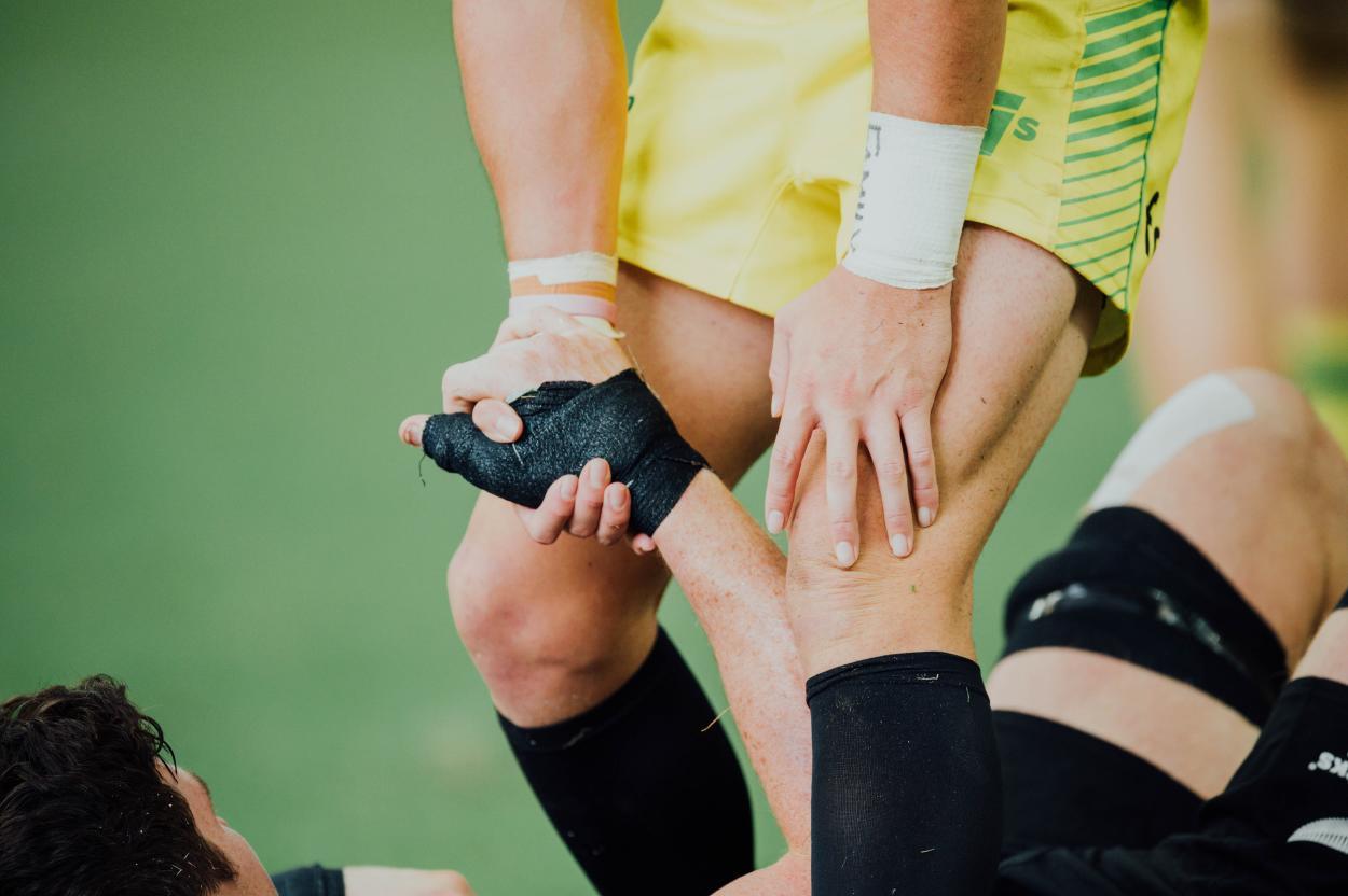 ¿Qué actividades no se recomiendan después de una lesión?