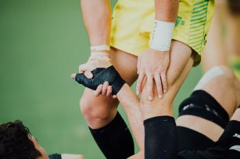 Que actividades no se recomiendan después de una lesión