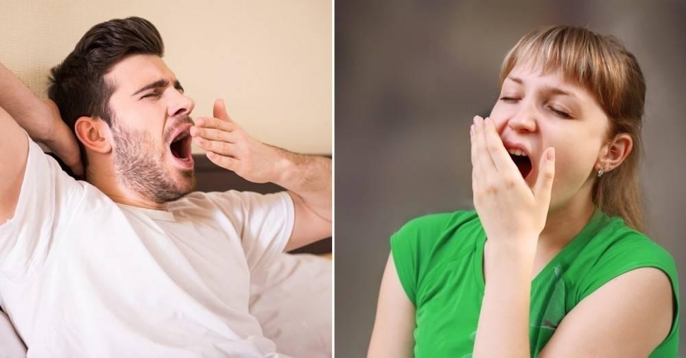 ¿Sabías que pasa en tu cuerpo mientras das un bostezo? Estas 7 cosas suceden..