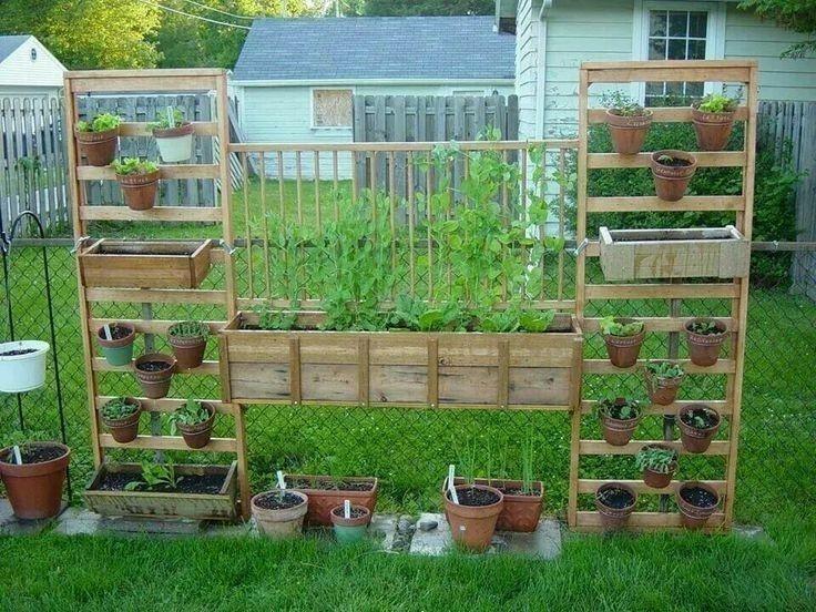 17 ideas para construir jardines verticales for Bioguia jardines
