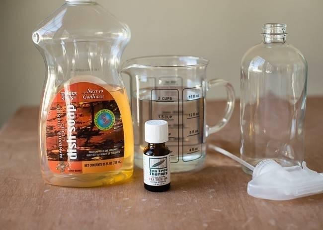 3 productos para limpiar tu hogar naturalmente