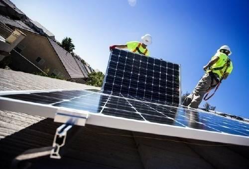 Desde ahora, todas las casas nuevas de california deberán tener paneles solar..