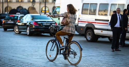 En estas ciudades te pagan por ir a trabajar en bicicleta