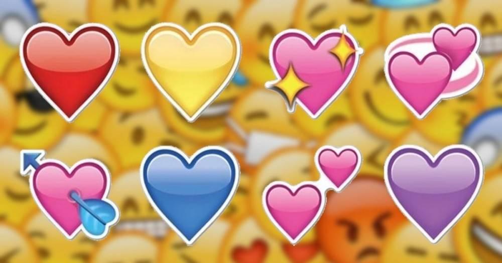 Misterio revelado: ¿Qué significa el color de cada corazón?