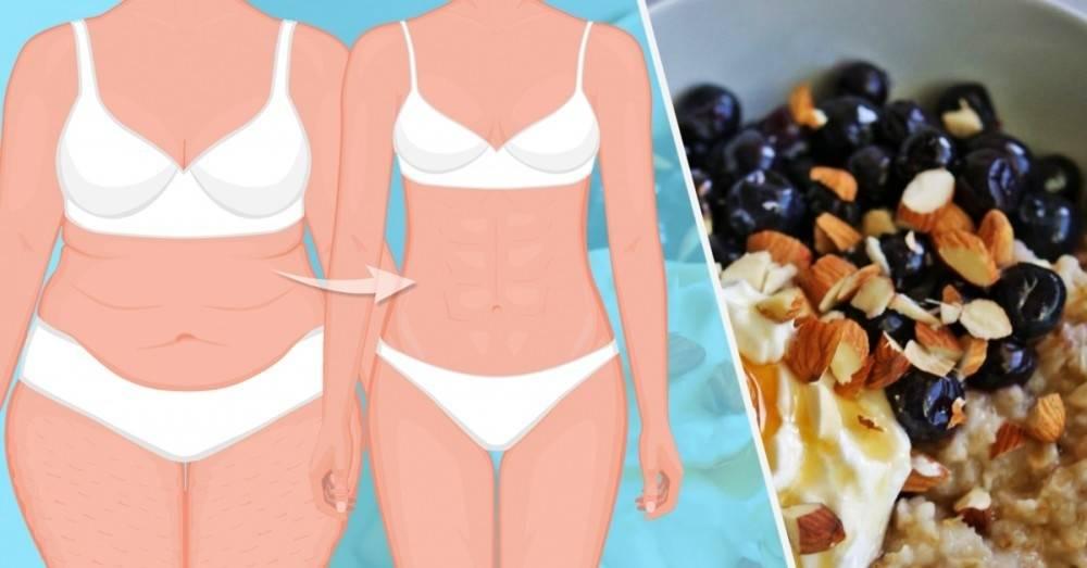 Alimentos que deberías comer durante la mañana para bajar de peso