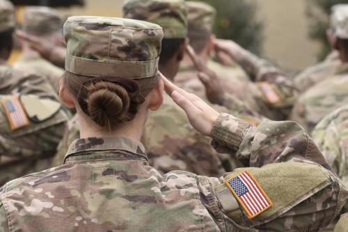 Personas transgénero ahora pueden servir y alistarse en el ejército norteamerica