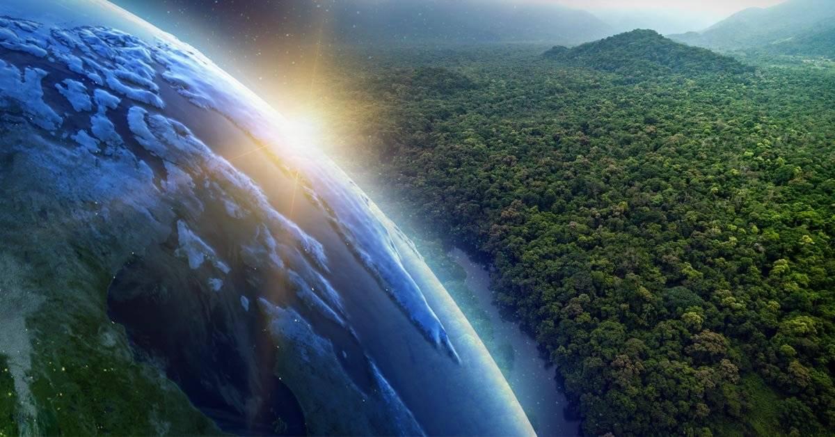 La tierra es más verde que hace 20 años, según la NASA
