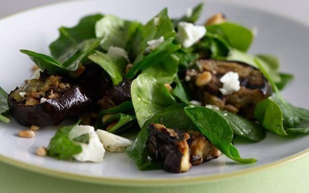 alimentos saludables espinaca