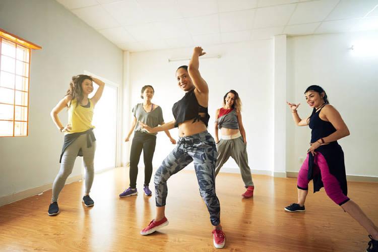 Bailar: un buen ejercicio para eliminar la grasa visceral
