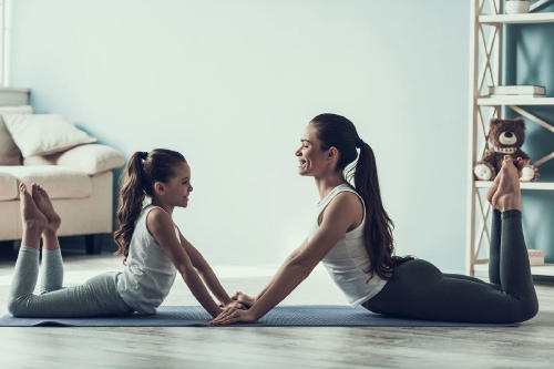 20 Posturas de Yoga para niños: ¿cuáles son sus beneficios?