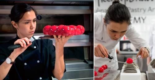 ¿Qué sucede si una gran arquitecta cocina un pastel? El resultado se hizo vi..
