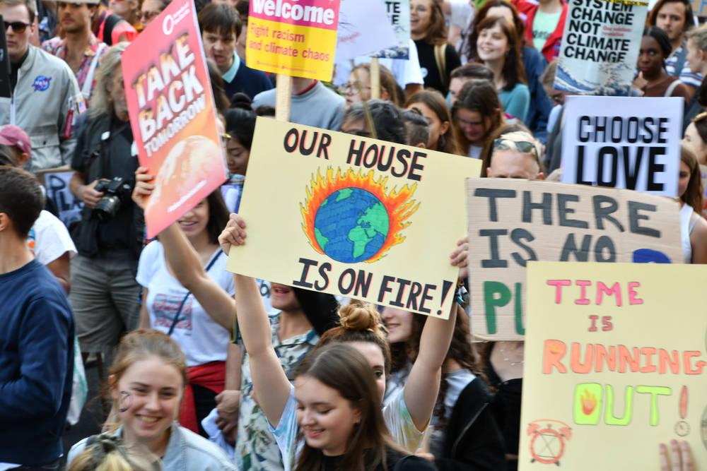 Más de 7 millones de personas participaron de la huelga mundial por el clima