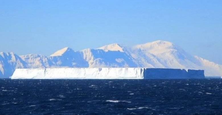 Nuevas fotos del Iceberg perfecto: ¿qué sabemos hasta ahora sobre él?