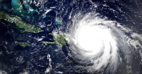 Cambio climático: un huracán borró del mapa una isla de Hawaii