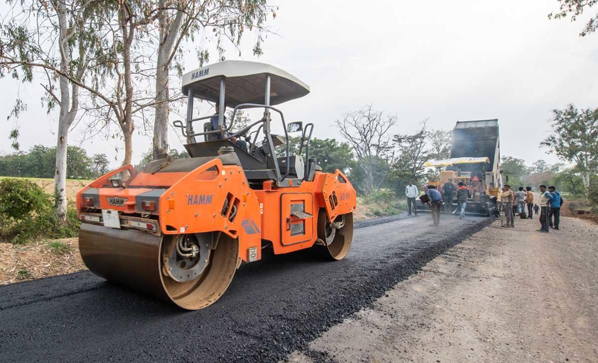 En India harán una carretera de 1.500 km utilizando residuos plásticos