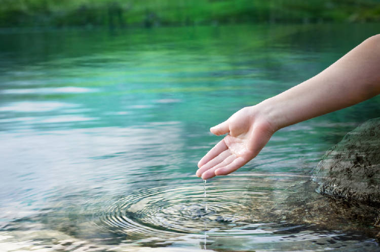 cuidar agua