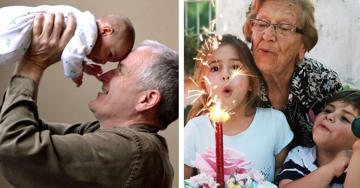 La ciencia confirma que cuidar a los nietos tiene beneficios para la salud