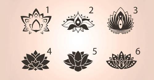 Elige una flor de loto y descubre el mensaje que tiene sobre tu situación actual en la vida