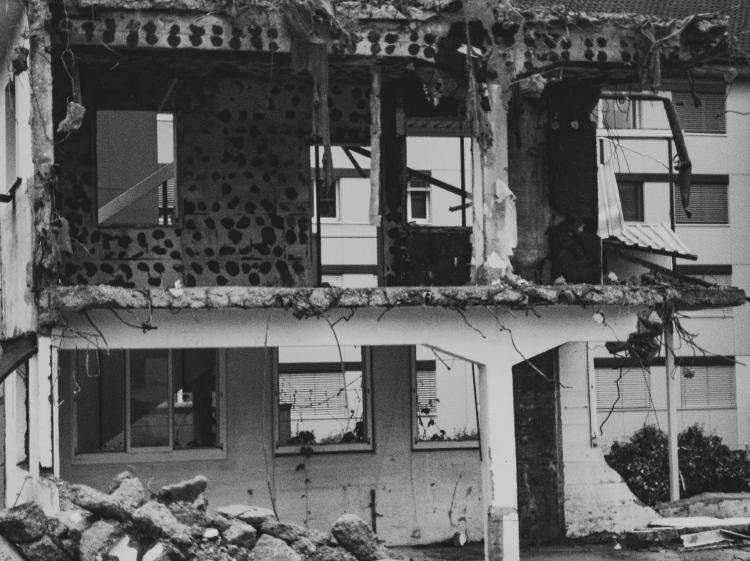 Los sismos pueden provocar derrumbes y perjudicar la salud de la población