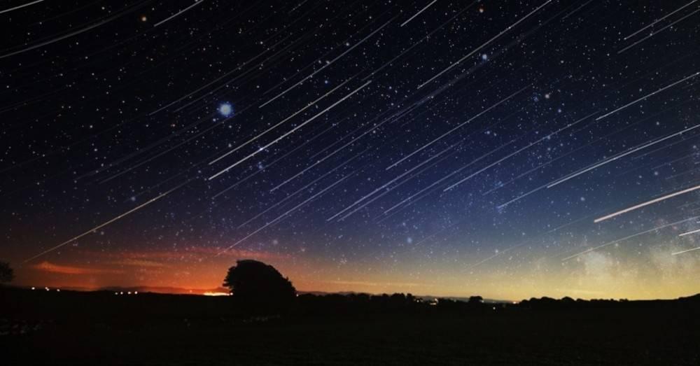¡Lluvia de estrellas! ¿Cuándo y dónde podrás verla?