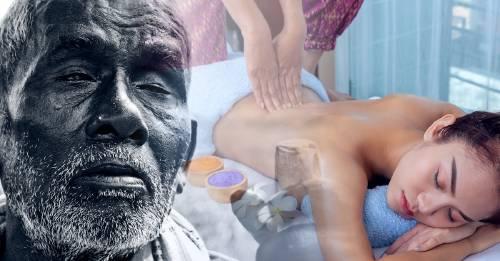 Esta es la razón por la que sólo personas con problemas de la vista pueden dar masajes en Corea del Sur
